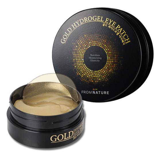 黃金水凝膠眼膜