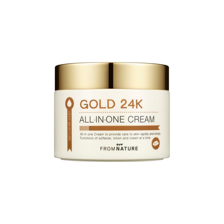多效合一黃金24K面霜