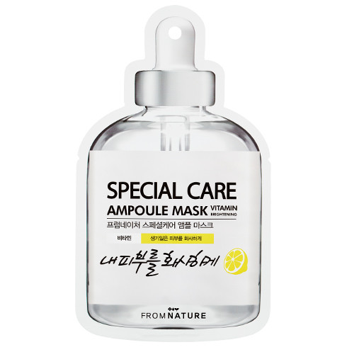 Special Care 濃縮精華面膜 (維他命/提亮) 1片裝