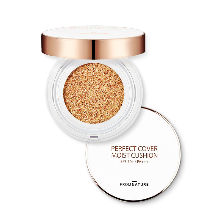 完美遮瑕水潤 BB Cushion SPF 50+/PA+++ 21號亮白色
