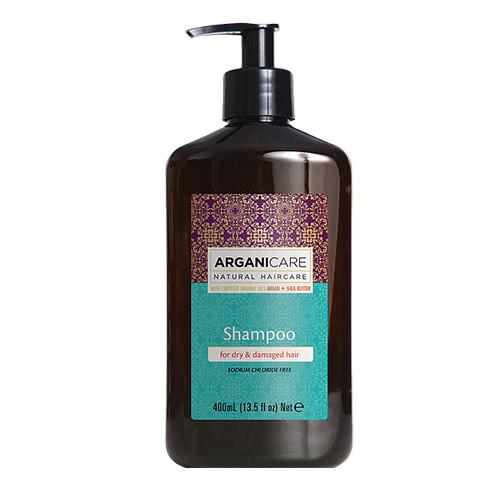 堅果油及乳木果系列洗髮乳 (適合乾燥及受損髮質)